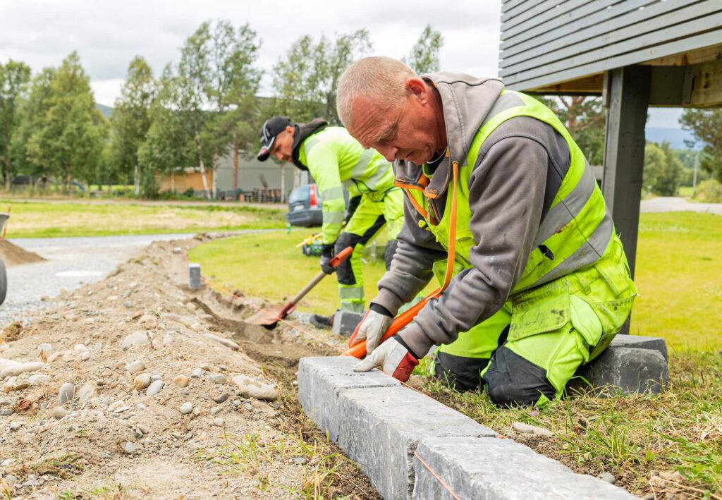 En oppgradering og utsmykking av din hage eller uteområde?