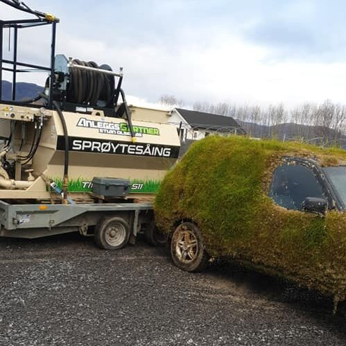 Noe av det vi har utført i høst, vi har ennå ledig kapasitet før vinteren setter inn for fullt!